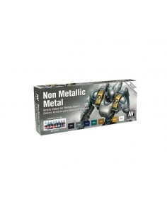 Non Metallic Metal - SET 8...