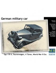 German military car