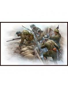 Fanteria inglese WWI