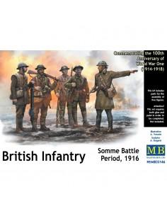 Fanteria inglese battaglia...
