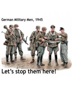 Soldati tedeschi WWII Let's...