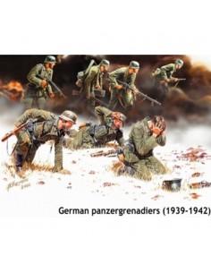 Panzergranadiers 1939-1942