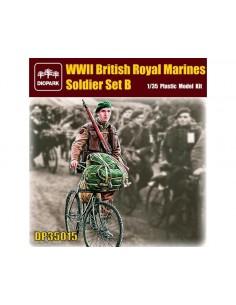 Soldato dei British Royal...