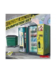 Set distributori automatici...