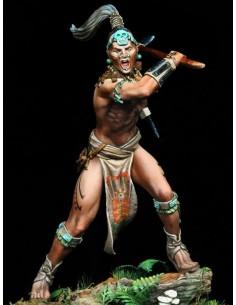 Guerriero Maya, 16º sec....