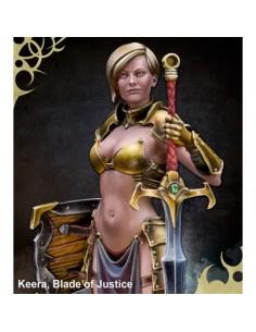 KEERA BLADE OF JUSTICE (75mm)