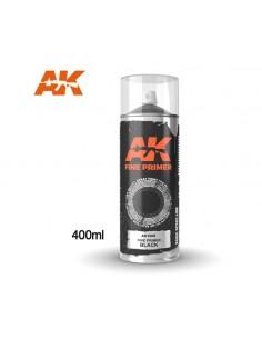 Fine Primer Black - Spray...