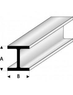 Profilati ad H 3,5 x 3,5mm...