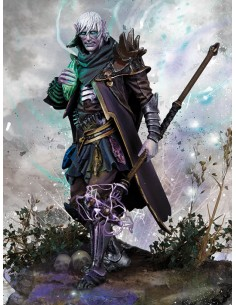 DRAGALOTH MORBEN, Master of...