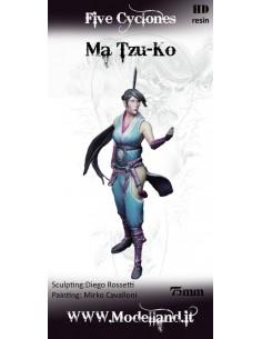 Ma Tzu-ko (75mm)