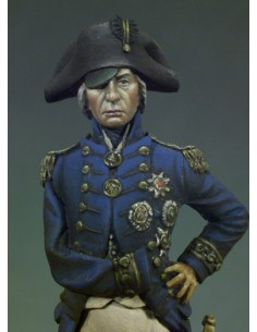 VICE-ADMIRAL Horatio Nelson...