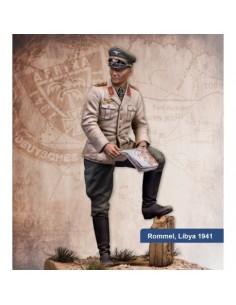 Rommel, Libya 1941 (75mm)