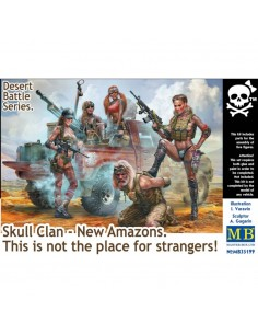 Skull clan New Amazons