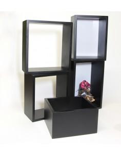 Box diorama con sfondo...