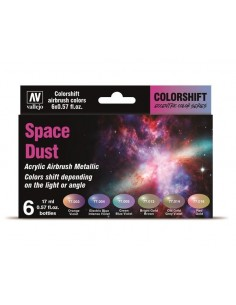 The Shifters Space Dust