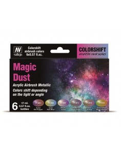 The Shifters Magic Dust