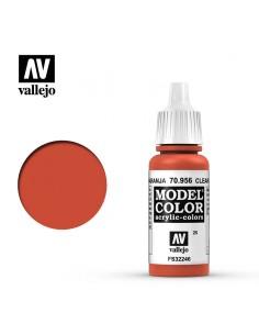 MODEL Color Clear Orange