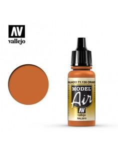 MODEL AIR Color Orange Rust