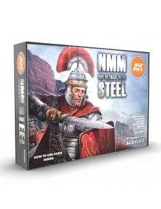 NON METALLIC METAL: STEEL