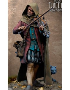 THE VIOLINIST (54mm)