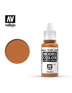 MODEL Color Orange Brown