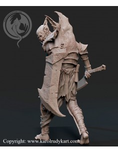 Seraphim the hunter ( 32mm...