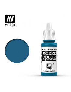 MODEL Color Medium Blue