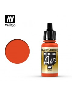 MODEL AIR Color Light Red