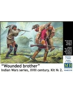 Wounded Brother. Serie di...