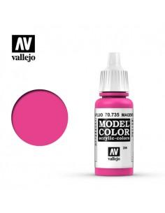 MODEL Color Magenta Fluo