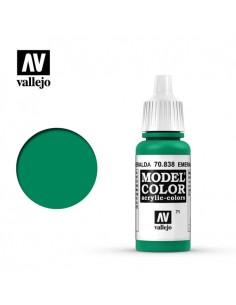 MODEL Color Emerald