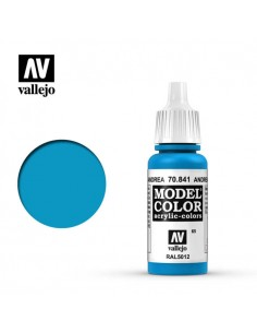MODEL Color Andrea Blue