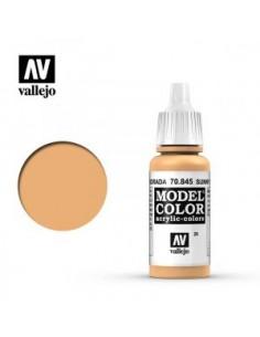 MODEL Color Sunny Skintone