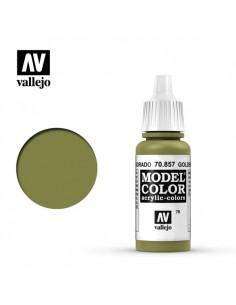 MODEL Color Golden Olive