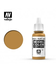 MODEL Color Goldbrown