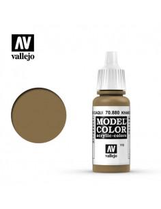 MODEL Color Khaki Grey
