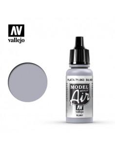 MODEL AIR Color Silver