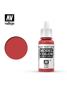 MODEL Color Scarlet -...