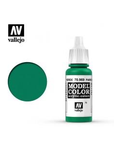 MODEL Color Park Green Flat...
